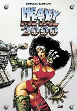 Heavy Metal 2000 (Special Edition)