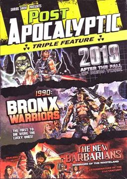 Post Apocalyptic Triple Feature (3-DVD)