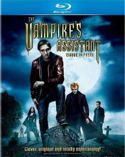 Cirque du Freak: The Vampire's Assistant (Blu-ray)