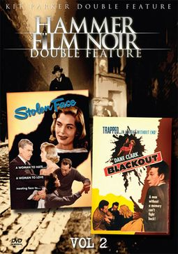 Hammer Film Noir, Volume 2 (Stolen Face /