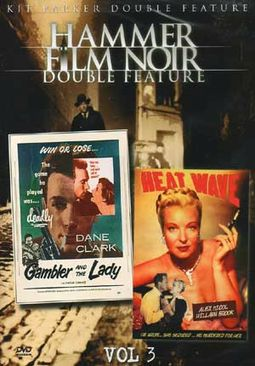 Hammer Film Noir, Volume 3 (Gambler and the Lady