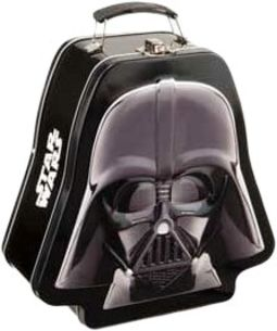 Darth Vader: Embossed Tin Tote
