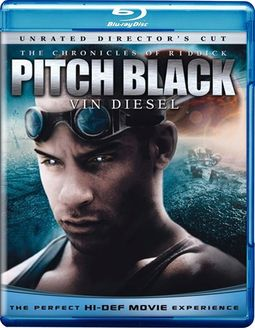 Pitch Black (Blu-ray, Rated & Unrateds)