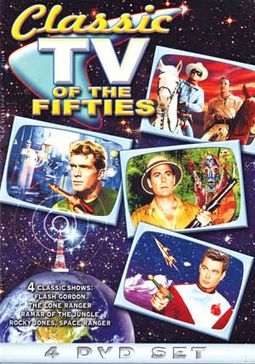 Classic TV of the Fifties (Flash Gordon / The