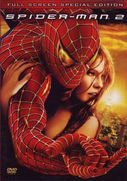 Spider-Man 2 (Full Screen) (2-DVD)