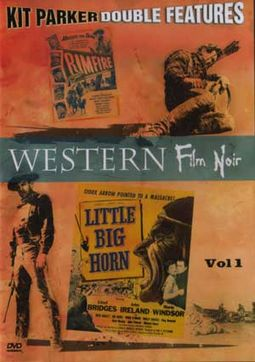 Western Film Noir, Volume 1: Little Big Horn