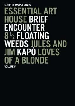 Essential Art House, Volume 5 (Brief Encounter /