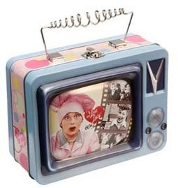 I Love Lucy - TV Tin Tote