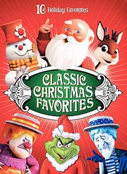 Classic Christmas Favorites (4-DVD)