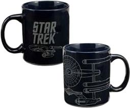 Enterprise: 12 oz. Mug