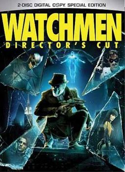 Watchmen (Director's Cut, 2-DVD)