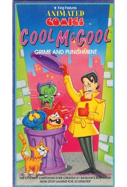 Cool McCool - Grime and Punishment