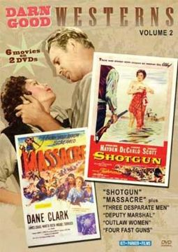 Darn Good Westerns, Volume 2 (Shotgun / Massacre