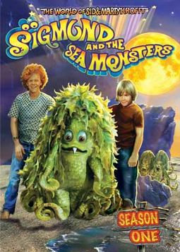Sigmund & The Sea Monsters - Complete 1st Season