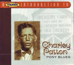 Pony Blues: A Proper Introduction To Charley