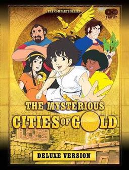 Mysterious Cities of Gold - The Complete Series