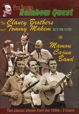 Clancy Brothers and Tommy Makem & The Cajun Band
