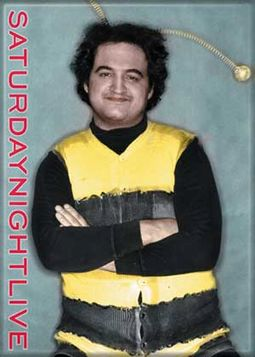 "Belushi-Bee Photo Magnet 2 1/2"" x 3 1/2"""