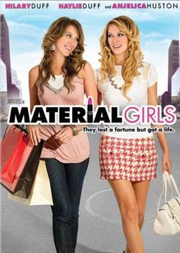 Material Girls (Widescreen & Full Screen)