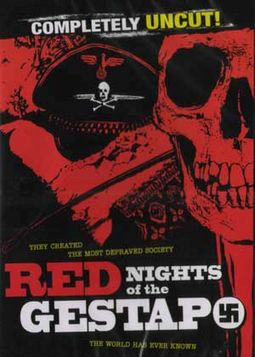 The Red Nights of the Gestapo (Dubbed, Uncut)