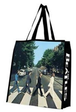 Abbey Road: Large Recycled Shopper Tote