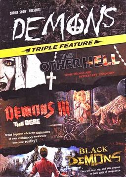 Demons - Triple Feature (3-DVD, Dubbed)