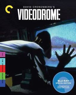 Videodrome (Blu-ray, Criterion Collection)