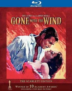 Gone With the Wind (The Scarlett Edition)
