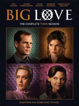 Big Love - Season 3 (4-DVD)