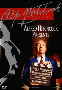 Alfred Hitchcock Presents - 4 Episodes