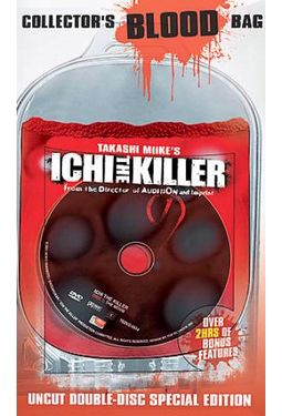 Ichi the Killer (2-DVD, Collector's Blood Bag,