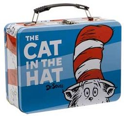 Dr. Seuss - The Cat In The Hat - Large Tin Tote
