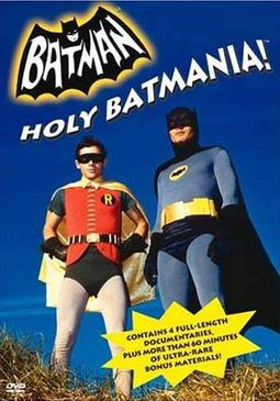 Batman - Holy Batmania! (Holy Batmania! / Adam