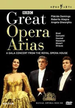 BBC Great Opera Arias: A Gala Concert from the