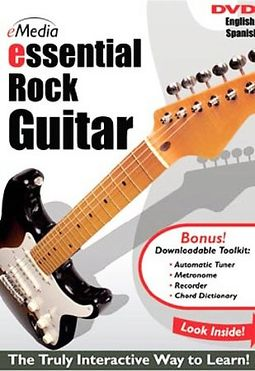 eMedia - Essential Rock Guitar