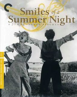 Smiles of a Summer Night (Blu-ray, Criterion