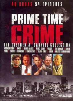 Prime Time Crime - The Stephen J. Cannell
