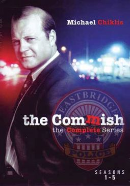 The Commish - Complete Series (17-DVD)