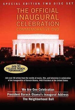 Barack Obama - The Official Inaugural Celebration