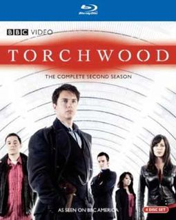 Torchwood - Complete 2nd Season (Blu-ray)
