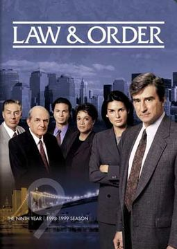 Law & Order - Year 9 (5-DVD)
