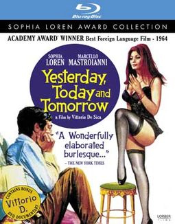 Yesterday, Today and Tomorrow (Blu-ray)