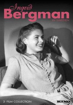 Ingrid Bergman in Sweden (Intermezzo / A Woman's