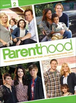 Parenthood - Season 2 (5-DVD) (2017) - Television on ...