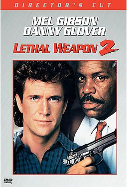 Lethal Weapon 2 (Director's Cut, Amaray Case)