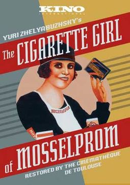 The Cigarette Girl of Mosselprom (Silent)