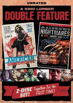 American Grindhouse / Nightmares in Red, White