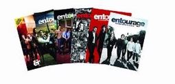 Entourage - Seasons 1-5 (16-DVD)