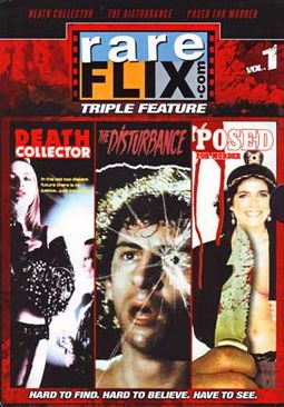 Rare Flix Triple Feature, Volume 1 (Death