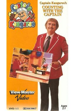 Captain Kangaroo's Counting with the Captain